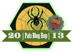 Pals Hop badge